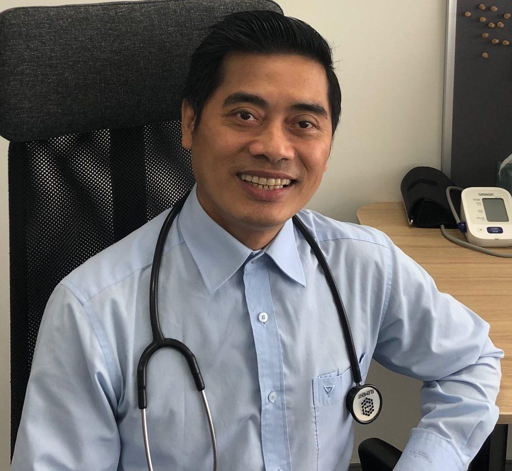 Dr Thanh Dang