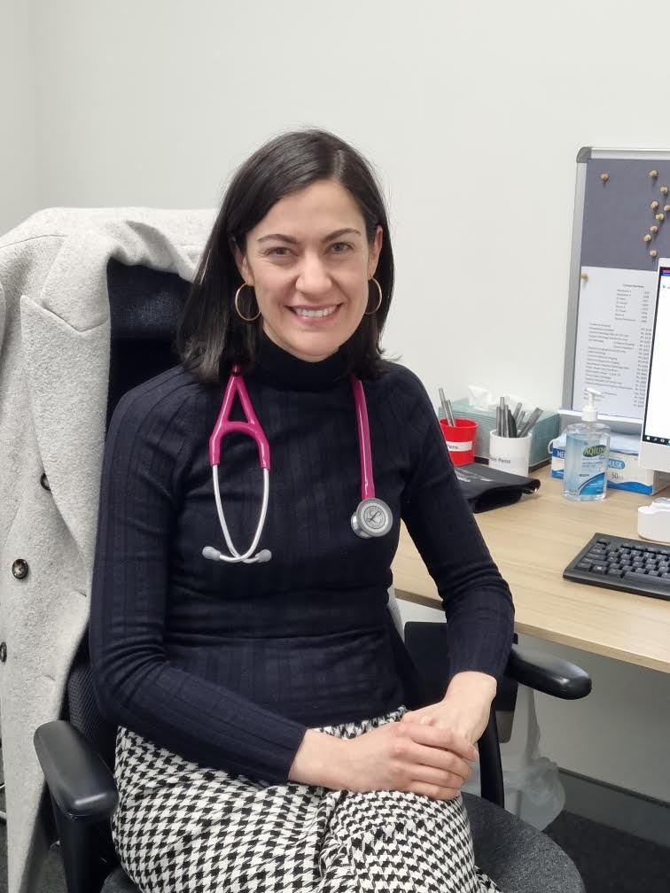 Dr Rachel Dash